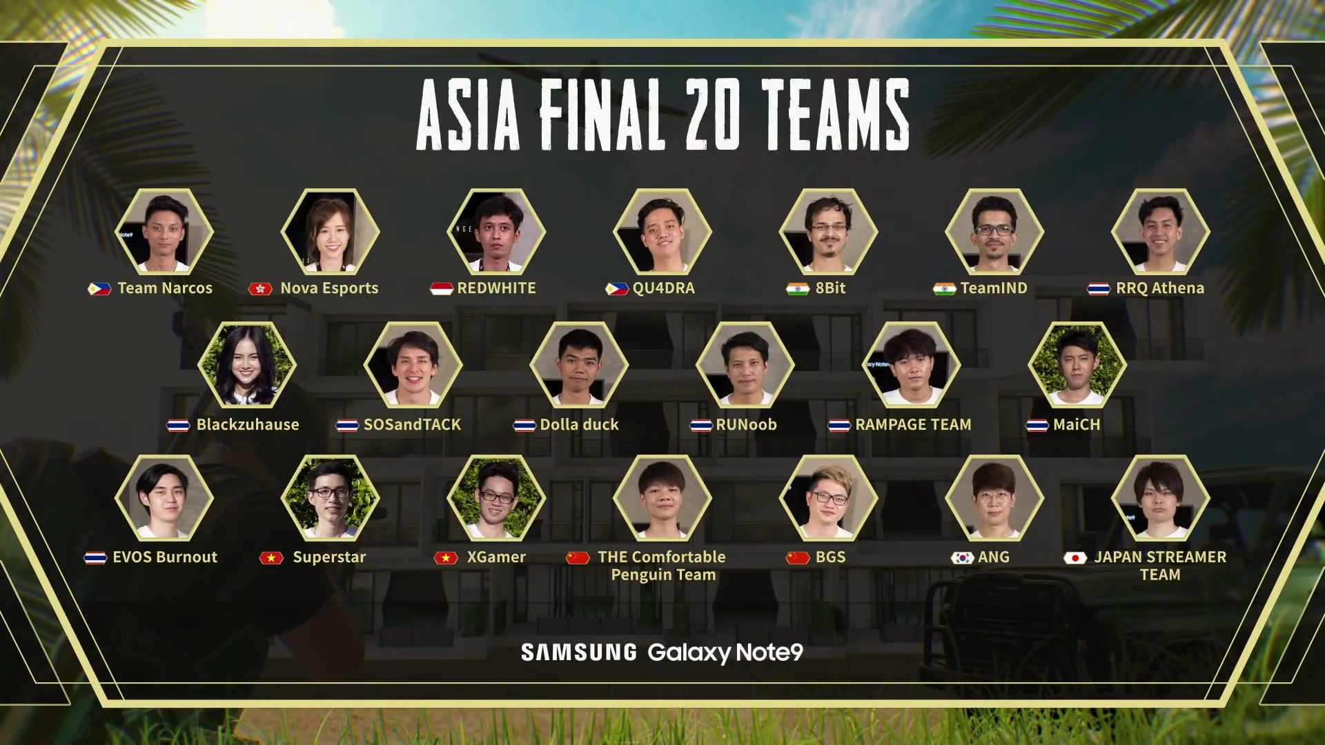 PMSC Asia Finals Ep1 [EN] Galaxy Note9 - Welcome t.mp4_20190508_121219.766